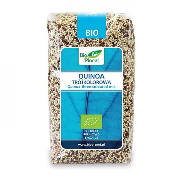Quinoa tricolora 500gr BIO
