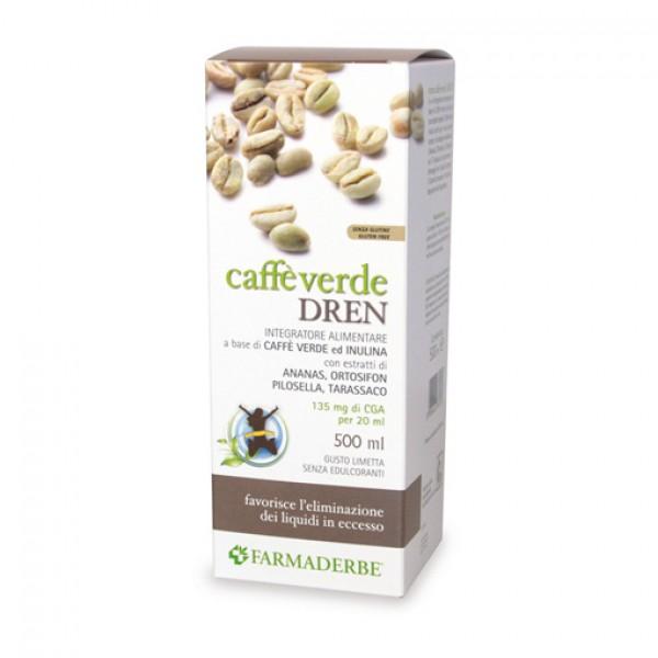 Cafea Verde Dren (Lichida)