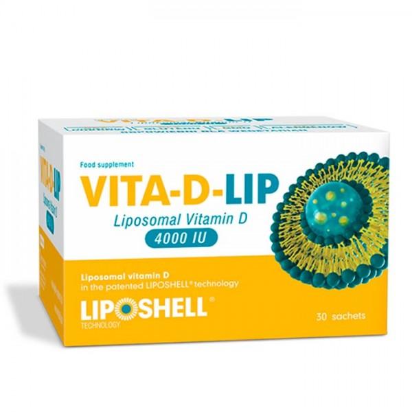 VITA-D-LIP Vitamina D Lipozomala  4000 IU
